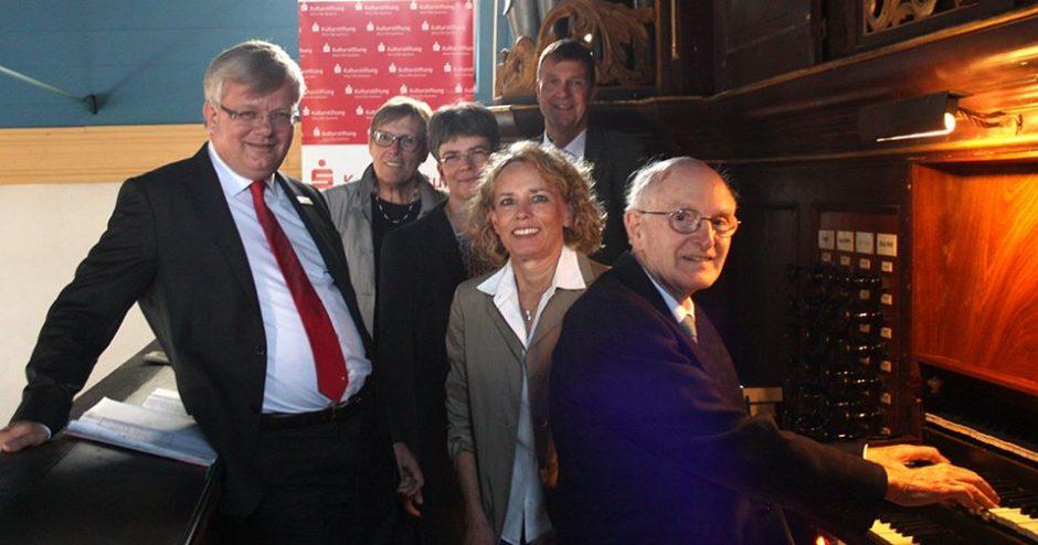 """276 Jahre alte Orgel in Otterndorf ist """"in"""""""