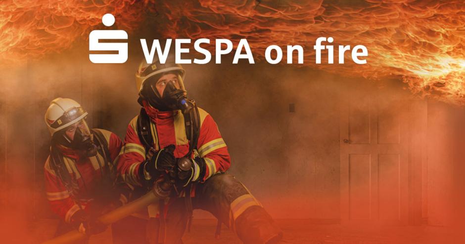 WESPA on fire